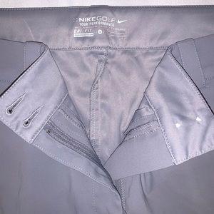 Nike Skirts - Nike dri-fit Golf skort 14 sleek gray with pockets